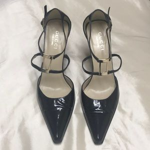 Gucci High Heels with Original Dust Bag